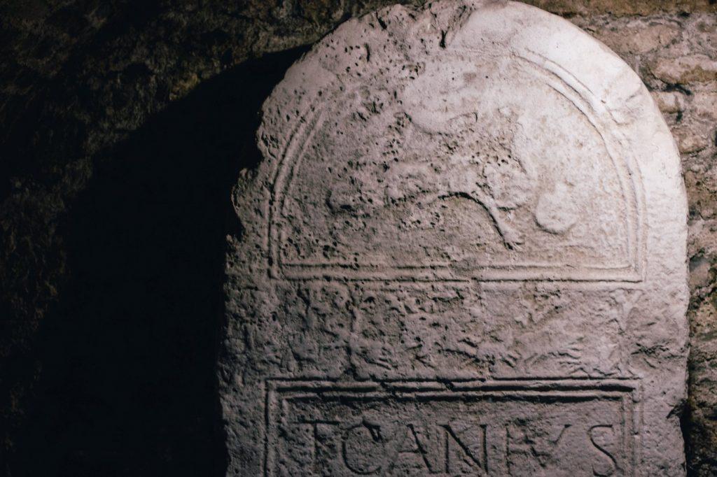 Római kori kőtár