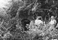 Terepszemle a Mithras Szentélynél - 1986