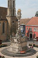 A soproni Fő tér