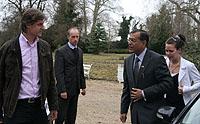 India nagykövete a Soproni Múzeum vendége volt