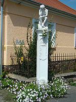 Nagylózs - Köztéri szoboremlékeink - Ecce homo