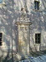 Sopronbánfalva - Köztéri szoboremlékeink - Ecce homo