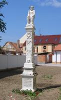 Kapuvár - Köztéri szoboremlékeink - Ecce homo