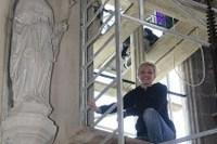 Megújulnak a Szt. Mihály templom üvegablakai - Soproni Múzeum