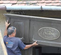 Megnyílt a Vödric cukrászda
