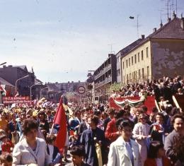 Milyen volt a május elseje a hetvenes években?
