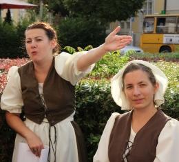 Várkerséta: Büszkék a soproniak a Várkerületre