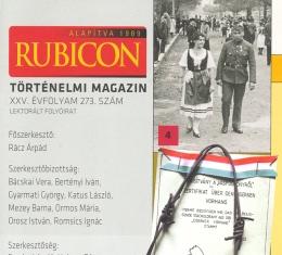 Megjelent a RUBICON Sopronnal foglalkozó lapszáma