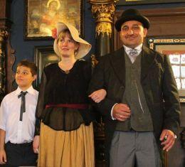 A Storno család mindennapjai keltek életre a hétvégén
