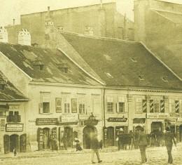Sopron anno – Soproni Múzeum: Ahol az Árpád utca megnyílt