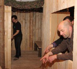 Gőzerővel épül a múzeum új időszaki kiállítása a Lábasházban