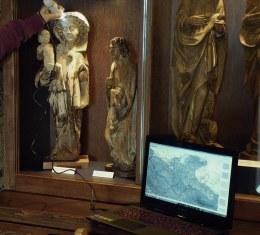 A 2015-ben kiírt NKA pályázat támogatásából beszerzett eszközök felhasználása a Soproni Múzeum restaurátor műhelyeiben végzett állományvédelmi munkákhoz