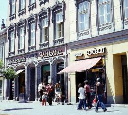 Várkerület a Soproni Szemlében