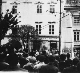 """""""Szabadságra ítélve"""" Sopron -1956"""