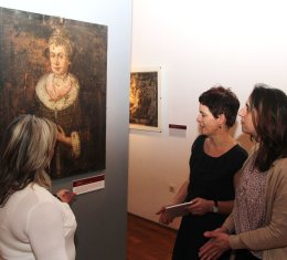 Egy festmény, két portré