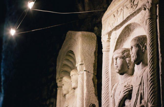 Römisches Lapidarium