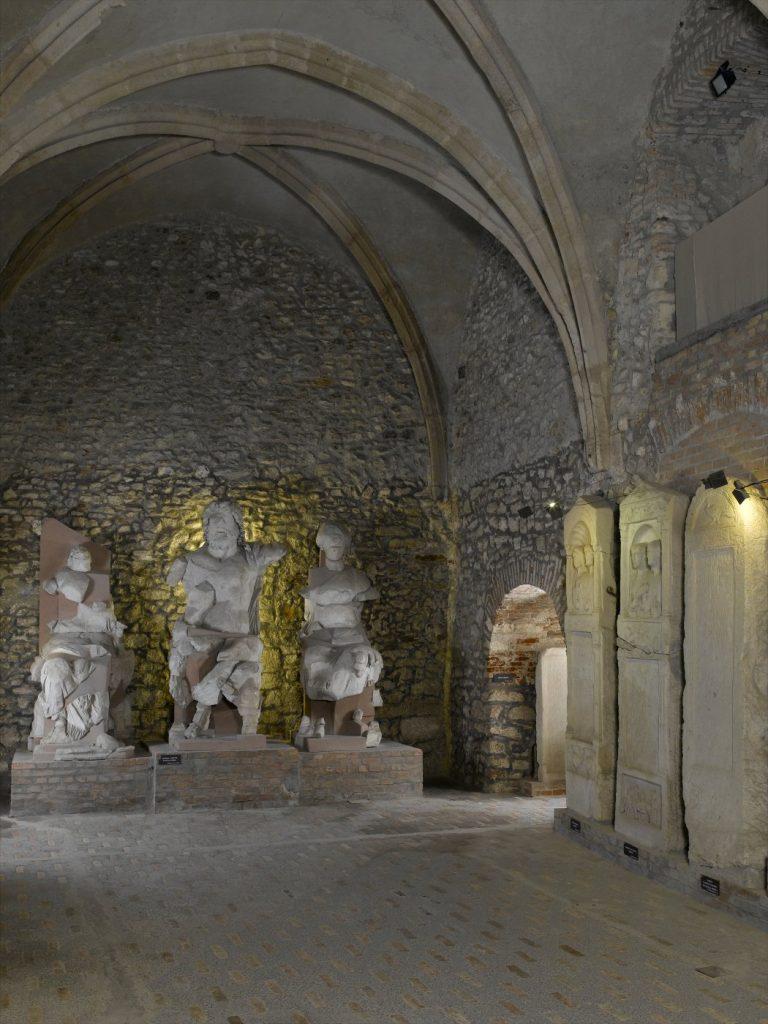Römisches Lapidarium - Soproner Museum