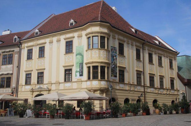 Kulturális Örökség Napjai a Soproni Múzeumban 2019.09.21-22.