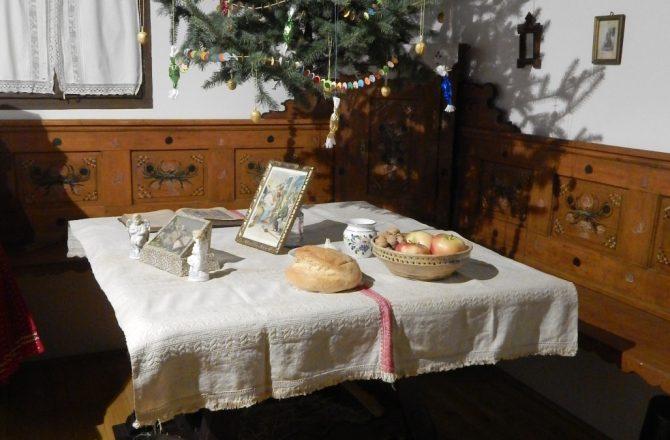 A karácsonyi asztal
