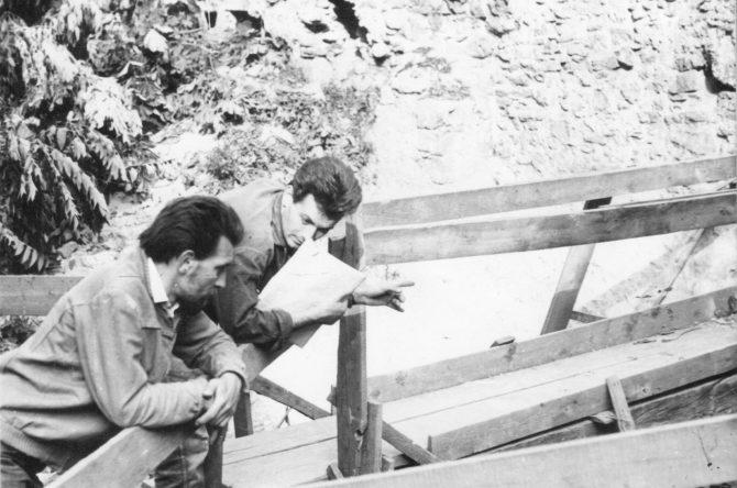 Elhunyt Dávid Ferenc művészettörténész (1940. augusztus 16. – 2019. január 21.)