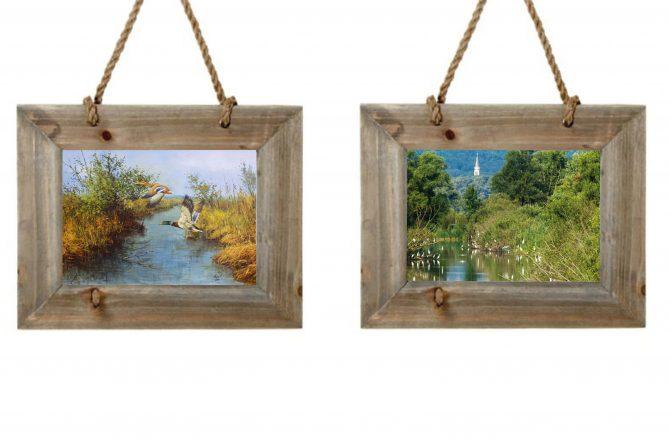 Festmények és fotók