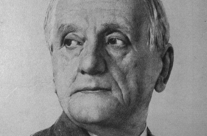 150 éve született Kánya Kálmán