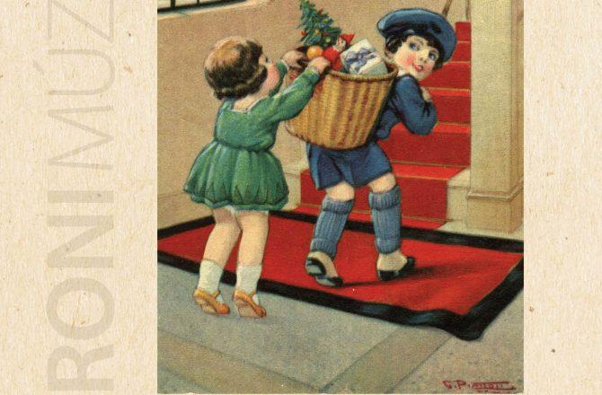 Áldott, békés karácsonyt és sikerekben gazdag, boldog új esztendőt kíván a Soproni Múzeum!