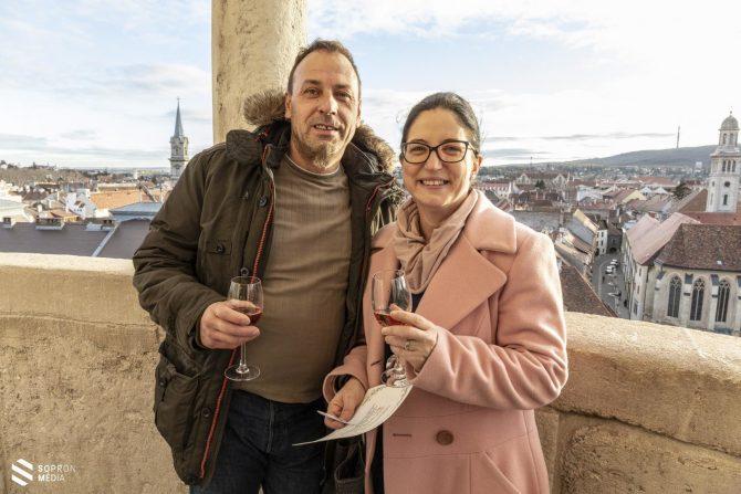 Valentin-napi vallomás a Tűztoronyban
