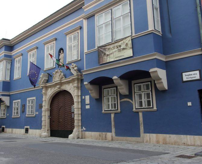 A város büszkesége immár a Soproni Múzeum része