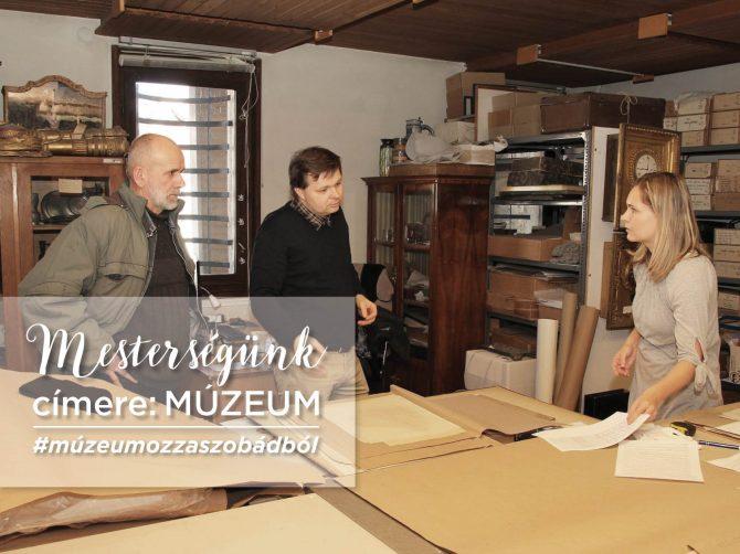 Mit csinál a muzeológus?
