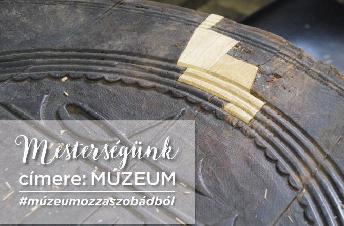 A múzeum új, online élete