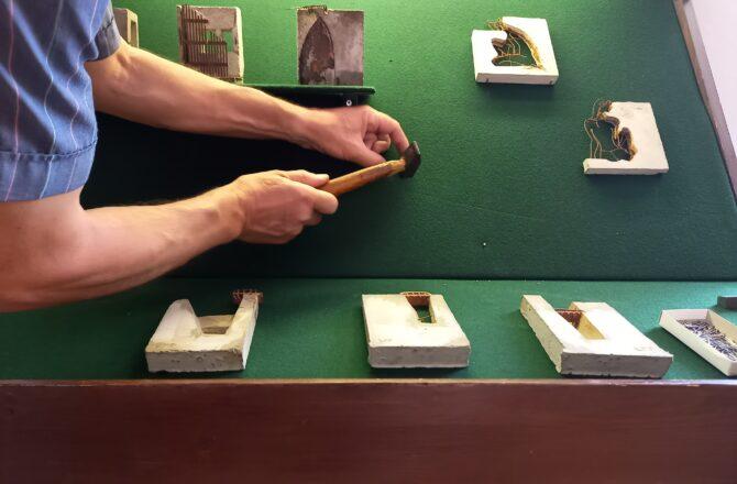 Érembiennále nyílik a Festőteremben