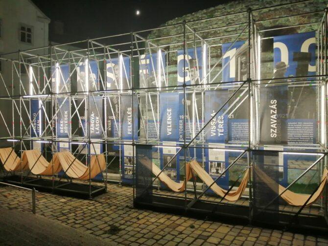 """""""Hűség 100"""" kiállítás nyílik a Rondellánál"""