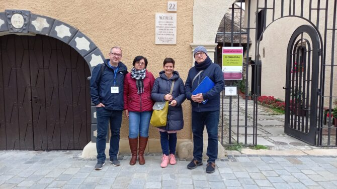 Sopron zsidó múltja mesélt
